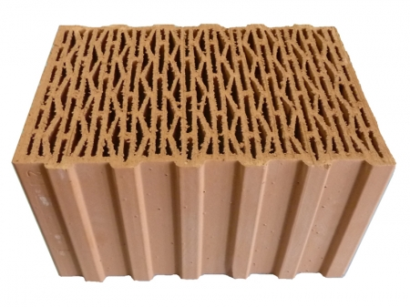 Говорим о поризованной керамике.