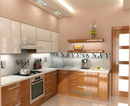 Дизайн кухни от HeartWood