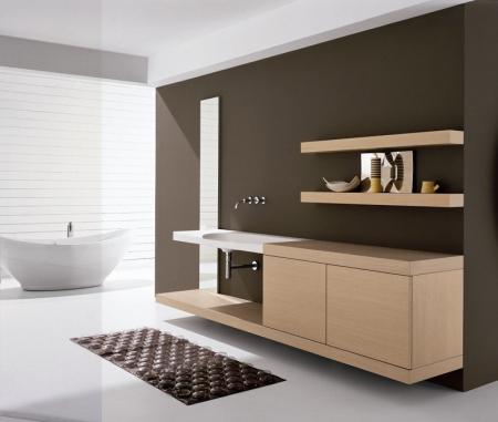 Сделайте ванную комнату комфортной вместе с мебелью Верес