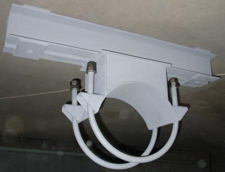 Подвесная опора для трубопроводов