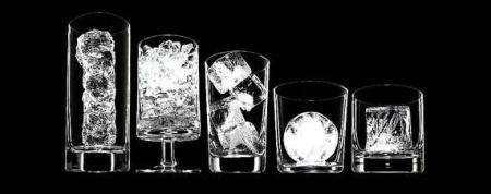 Разновидности льда в баре